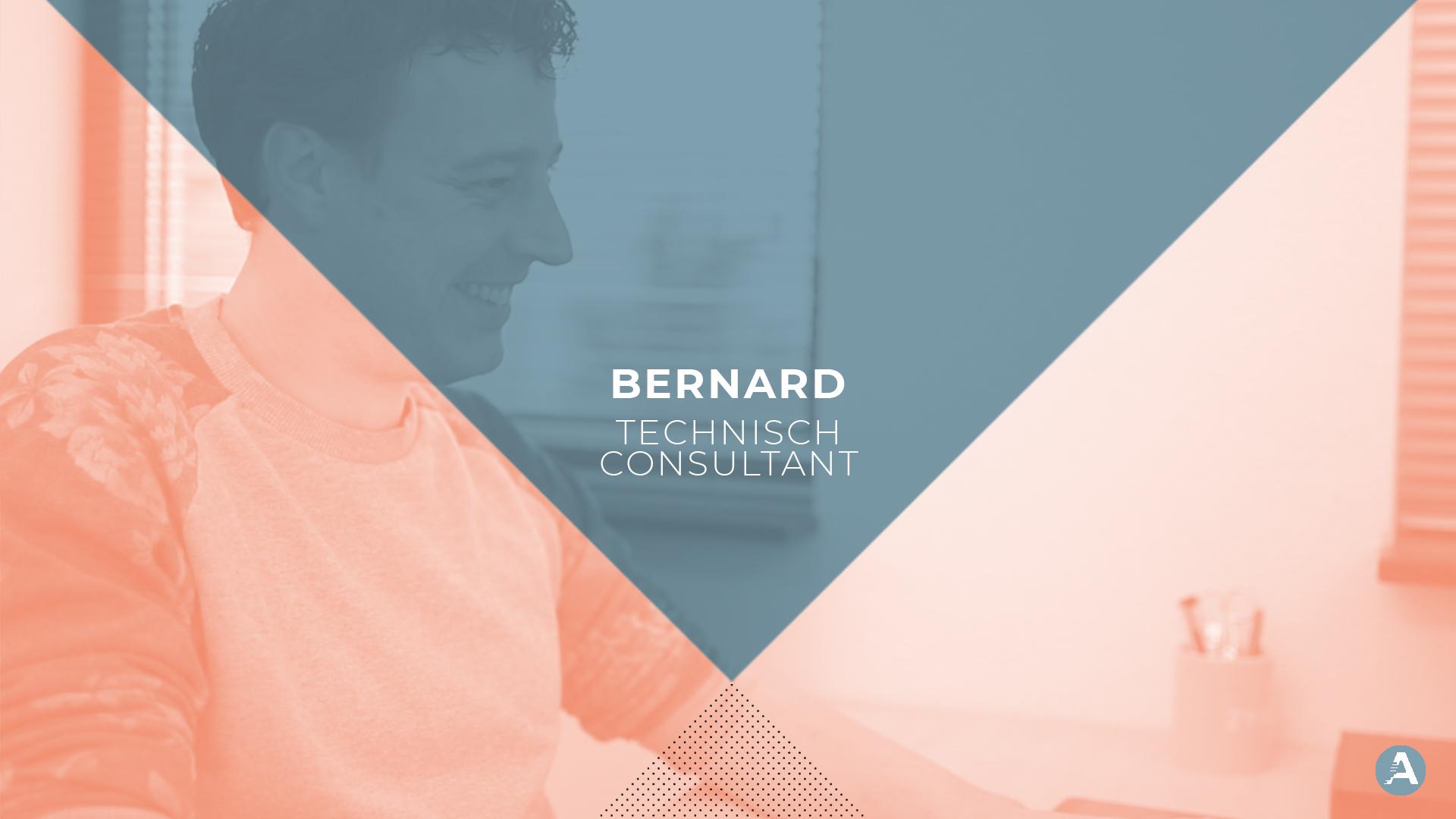 Video: Bernard zorgt dat IT niet tegen, maar vóór je werkt