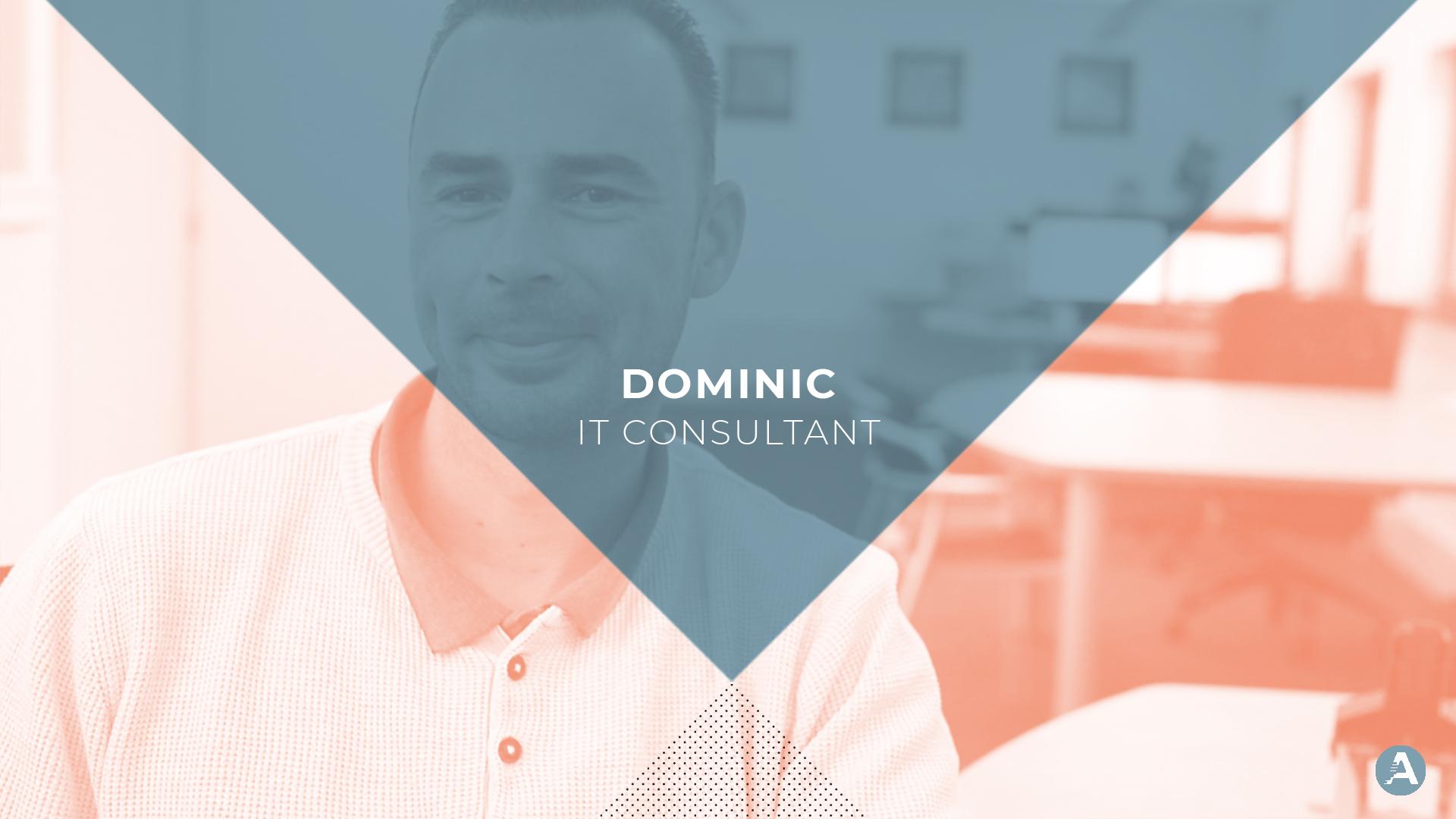 Video: Dominic vertelt over het belang van een goede backup