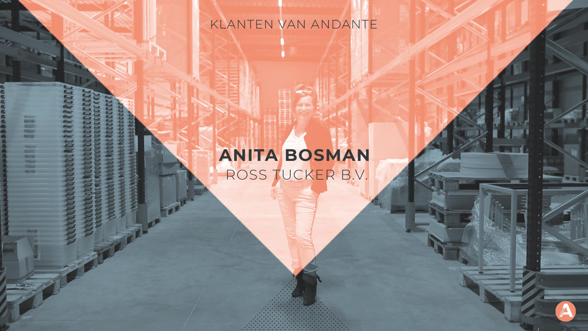 Video: zo houdt Anita Bosman van Ross Tucker tijd over voor wat ze echt belangrijk vindt